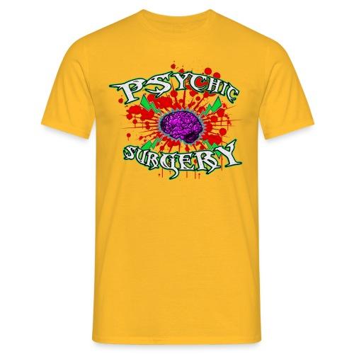 psychichsurgery - Men's T-Shirt