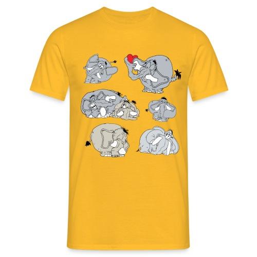 Elefantgänget 2 - T-shirt herr