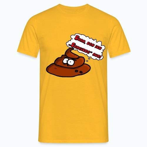scheisse Kopie - Männer T-Shirt