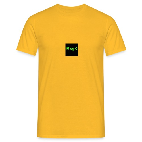 mogc - Herre-T-shirt
