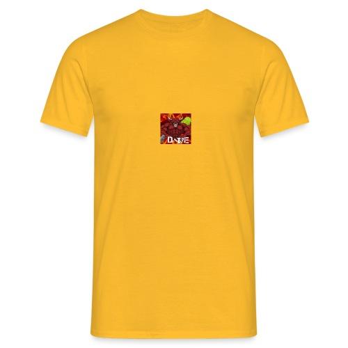 devile-logo - T-shirt Homme
