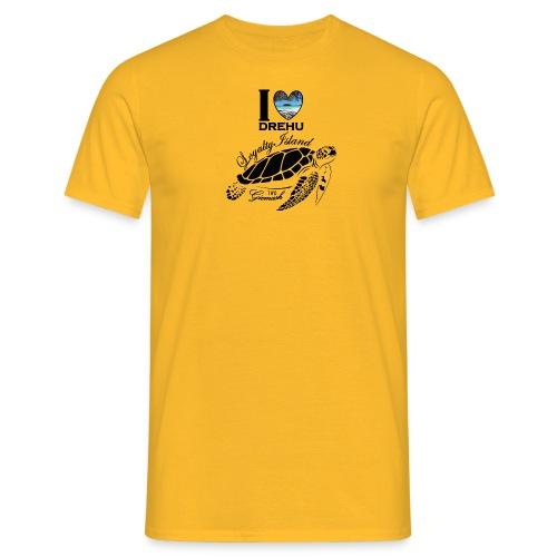 Confo coeur 1 - T-shirt Homme