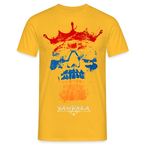 King Armenian - Männer T-Shirt
