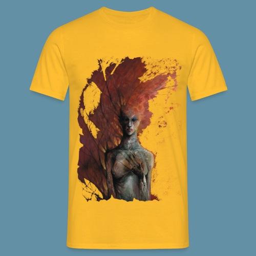 autunno png - Maglietta da uomo