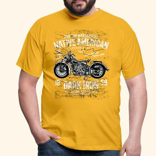 Dark-Iron - Men's T-Shirt