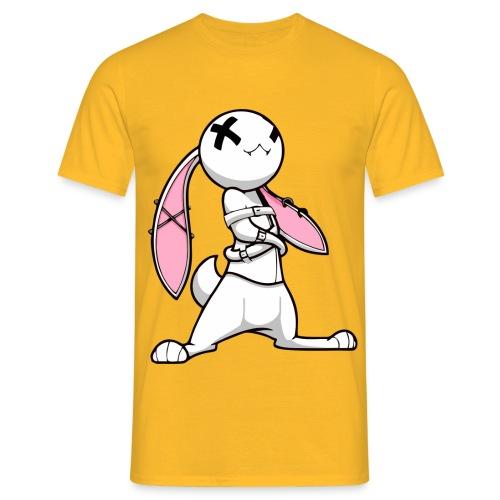 Conejo Pisical - Camiseta hombre