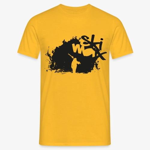 Ski Max - Men's T-Shirt