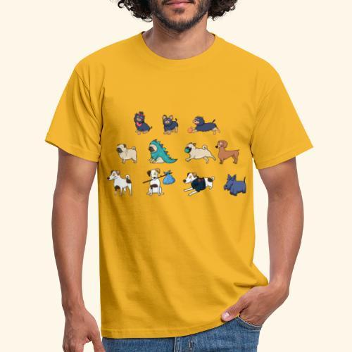 patrulla gua - Camiseta hombre