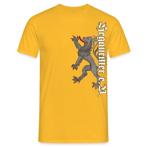 Hegauritter-2019 - Männer T-Shirt