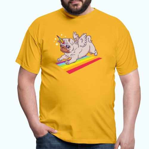 Unicorn Pug Limited Edition - Men's T-Shirt