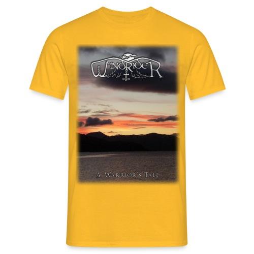 a warriors tale - Men's T-Shirt