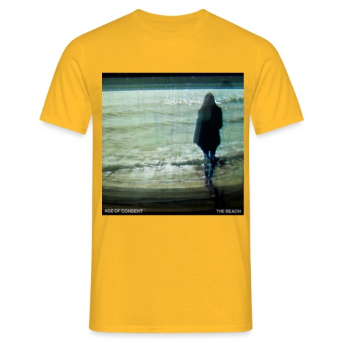 Age of Consent - 'The Beach' - Men's T-Shirt