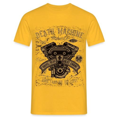 Death-Machine - Men's T-Shirt