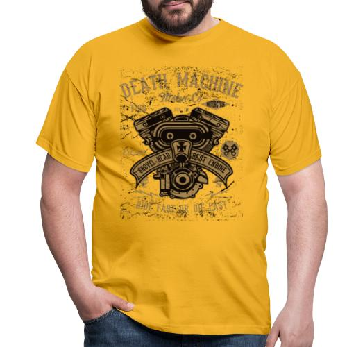 Death-Machine - Men's T-Shirt