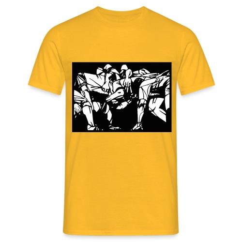 mischia - Maglietta da uomo