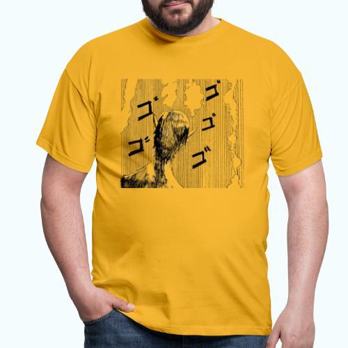 The Devils Sketch - Men's T-Shirt