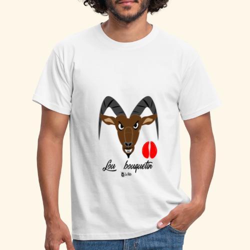 Lou Bouquetin - T-shirt Homme