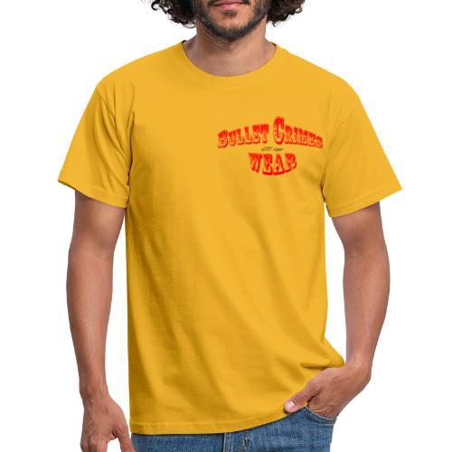 Bulletcrimeslogo2 - Camiseta hombre