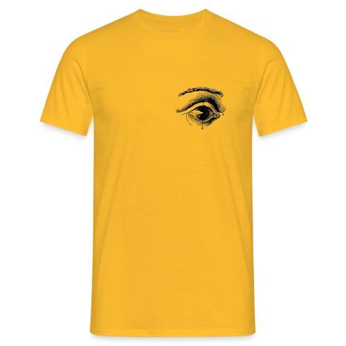 Westhafen Eye - Männer T-Shirt