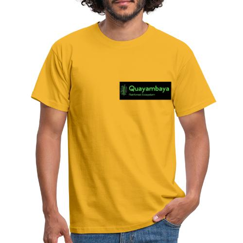 Quayambaya Sportswear - Männer T-Shirt
