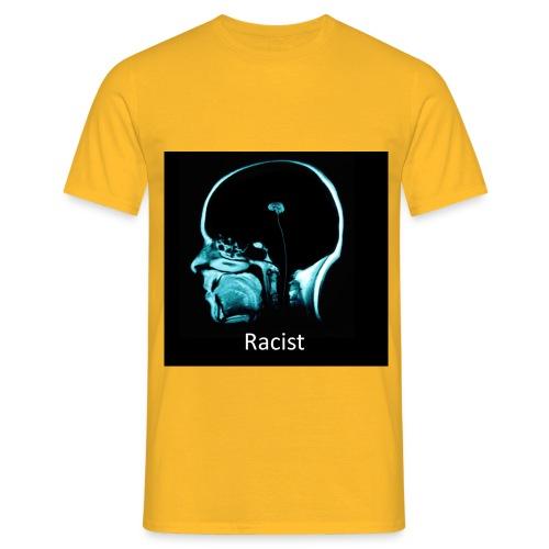 Le racisme n a pas de couleur 666 jpg - T-shirt Homme