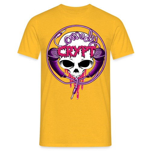 STEVELOGO - Men's T-Shirt
