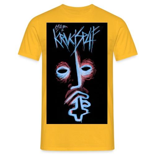 TSHIRT BLACK - T-shirt Homme