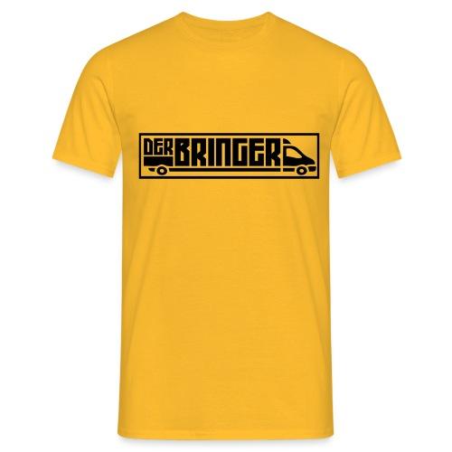 bringer shirt 1 png - Männer T-Shirt