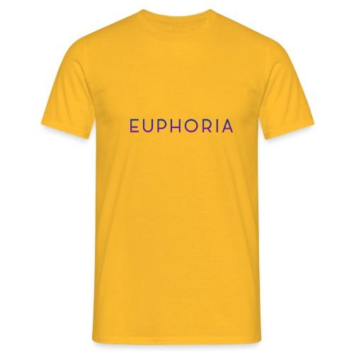 Euphoria - Herre-T-shirt