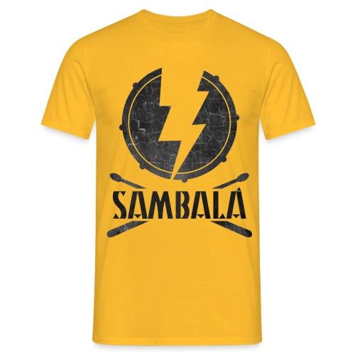 Batucada Sambala - Camiseta hombre