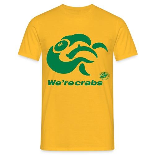 Crazycrab_Australia2 - Maglietta da uomo