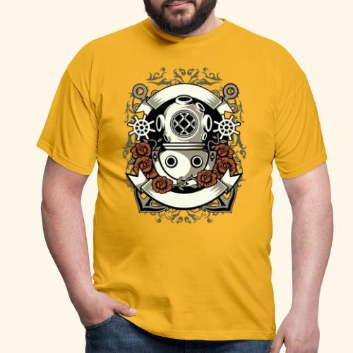 Diver - Men's T-Shirt