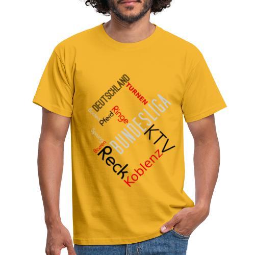 KTV-Design 2015 - Männer T-Shirt
