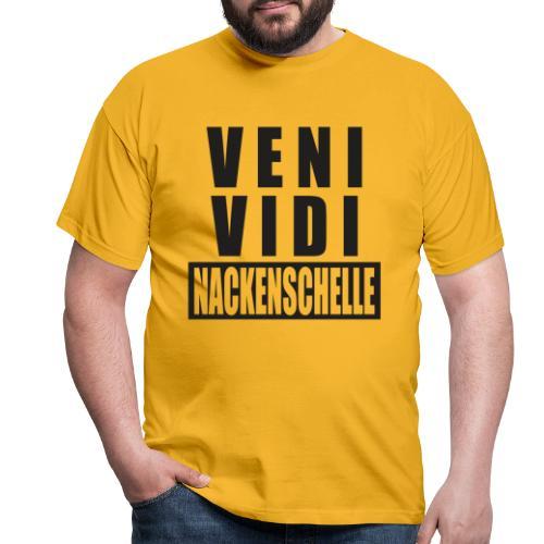 Veni Vidi - Männer T-Shirt