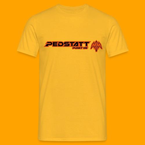 Pedstatt_LogoMashup_006 - Männer T-Shirt