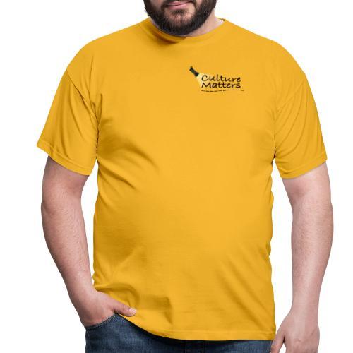 2 zijdige bedrukking - Mannen T-shirt
