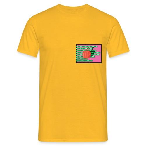 Apple - Männer T-Shirt