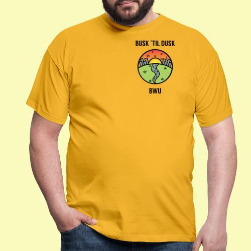 B.W.U Design Competition Design #2 - Men's T-Shirt