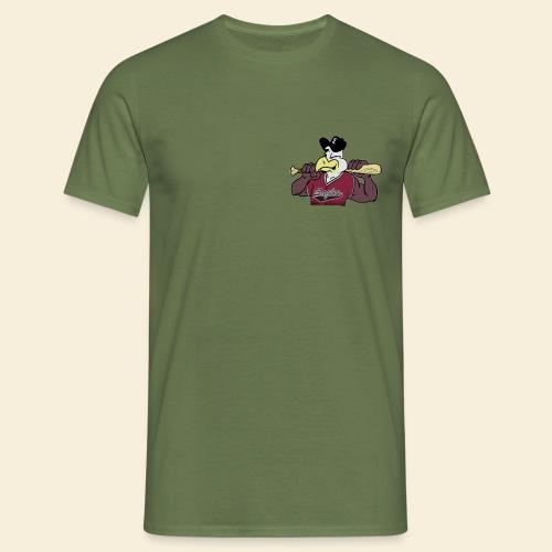 CliffOS png - Männer T-Shirt