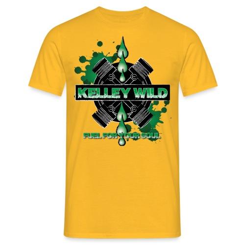 Fuel - Männer T-Shirt