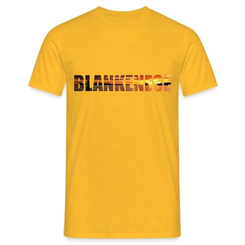 Blankenese Hamburg - Männer T-Shirt