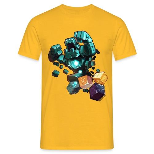 BDcraft Golem - Men's T-Shirt