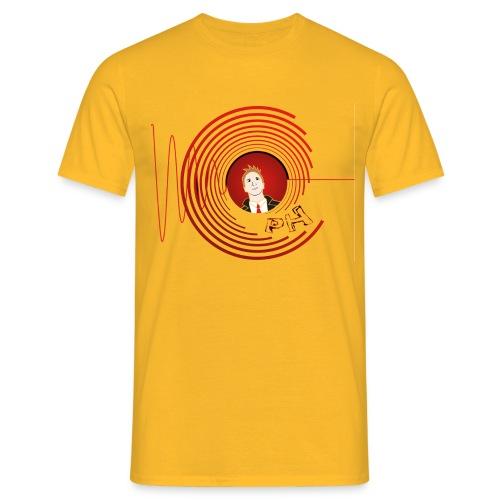 peterhollens red - Men's T-Shirt
