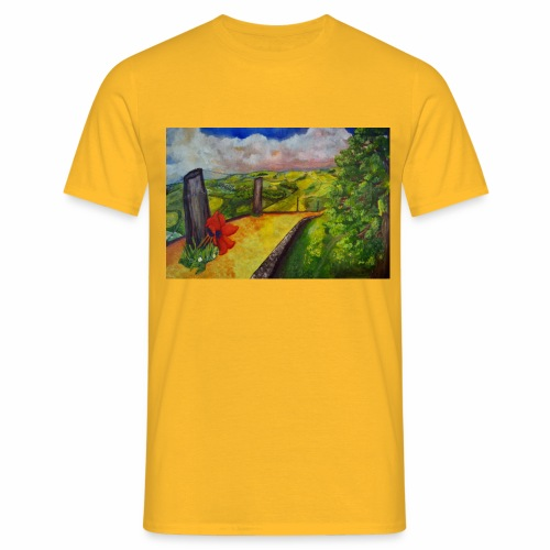 A Magical Walk - Men's T-Shirt