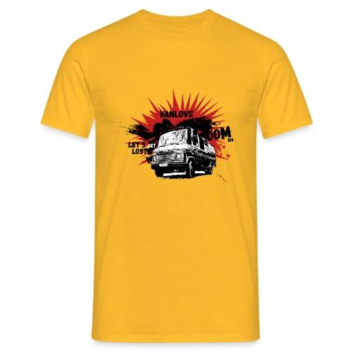 VANLOVE - Männer T-Shirt