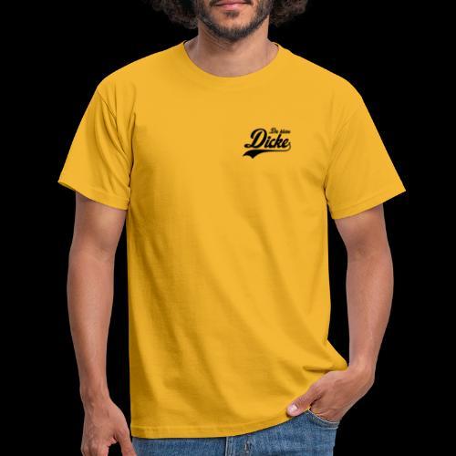 diekleinedicke - Männer T-Shirt