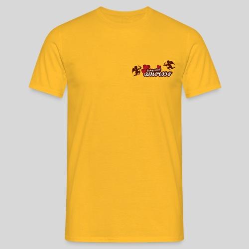 amoros + engel - Männer T-Shirt