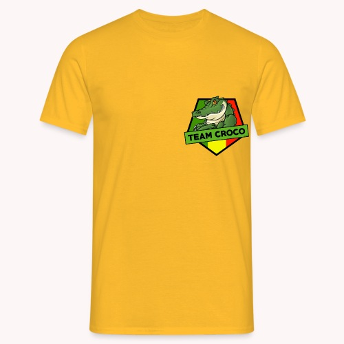 team croco - T-shirt Homme