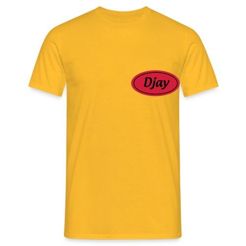 plaisirdoffrir logo tshirt djay - T-shirt Homme