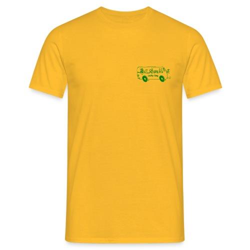 luckydogbus - Männer T-Shirt